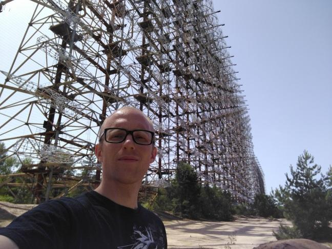 Joachim in Tchernobyl